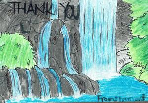 Class appreciation letter-Fremont